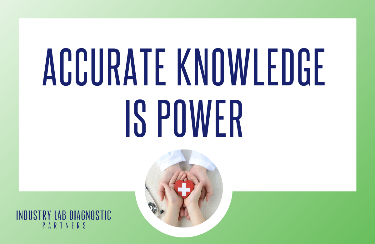 """""""Accurate knowledge is power."""""""