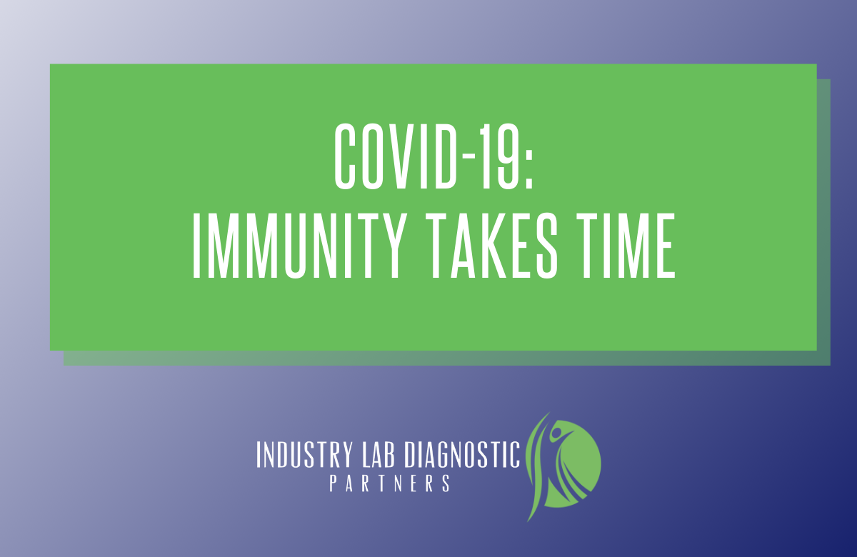 Immunity Takes Time